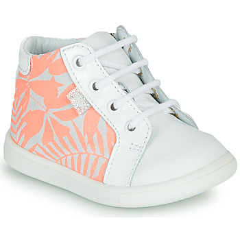 Schuhe Mädchen Sneaker High GBB FAMIA Weiss