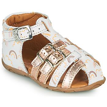 Schuhe Mädchen Sandalen / Sandaletten GBB RIVIERA Imp / Dpf / Zabou