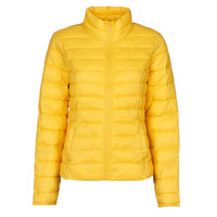 Kleidung Damen Daunenjacken Only ONLTAHOE Gelb
