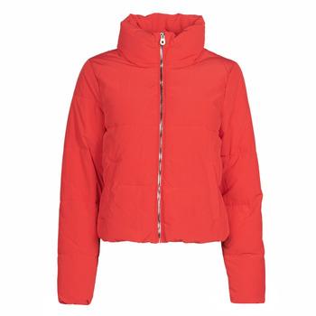 Kleidung Damen Daunenjacken Only ONLDOLLY Rot