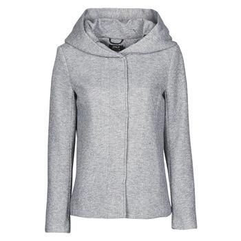 Kleidung Damen Mäntel Only ONLNEWSEDONA Grau
