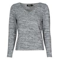Kleidung Damen Pullover Only ONLCLARI Grau