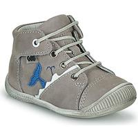 Schuhe Jungen Sneaker High GBB ABRICO VTE GRIS DPF/RAIZA