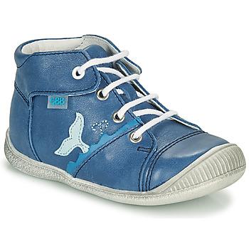 Schuhe Jungen Sneaker High GBB ABRICO Blau