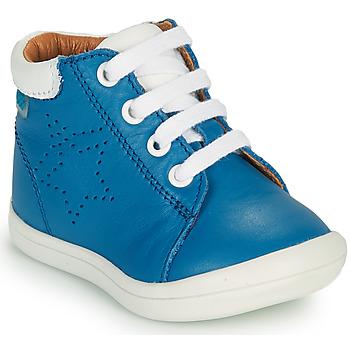 Schuhe Jungen Sneaker High GBB BAMBOU Blau
