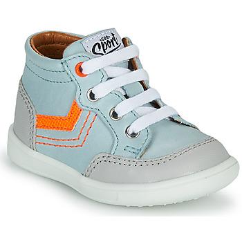 Schuhe Jungen Sneaker High GBB VIGO VTE CIEL DPF/MESSI