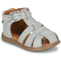Schuhe Jungen Sandalen / Sandaletten GBB FARIGOU Grau / Dpf / Cric