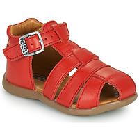 Schuhe Jungen Sandalen / Sandaletten GBB FARIGOU Rot / Dpf / Cric