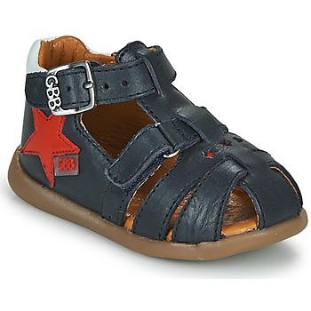 Schuhe Jungen Sandalen / Sandaletten GBB GARDOU Marine