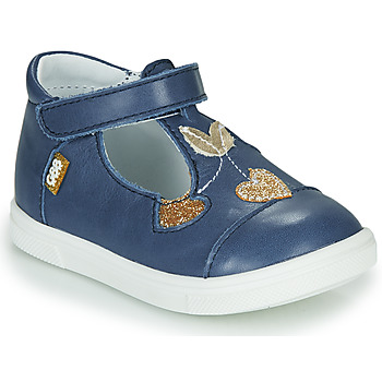 Schuhe Mädchen Ballerinas GBB EMILA Blau