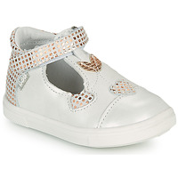 Schuhe Mädchen Ballerinas GBB EMILA Weiss