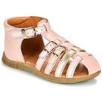 Schuhe Mädchen Sandalen / Sandaletten GBB PERLE Rose