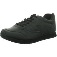 Schuhe Herren Sneaker Low Eb Schnuerschuhe 111014 schwarz