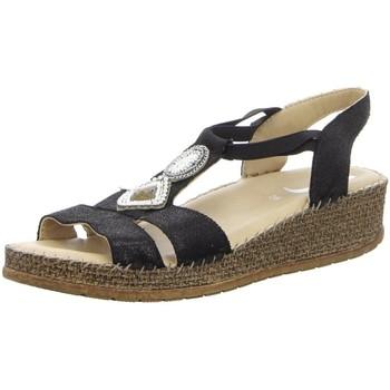 Schuhe Damen Sandalen / Sandaletten Jenny By Ara Sandaletten 2217732-01 schwarz