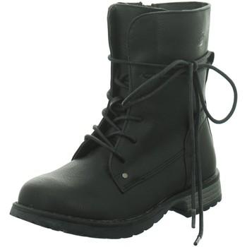 Schuhe Mädchen Low Boots Brütting Schnuerstiefel 320220 schwarz