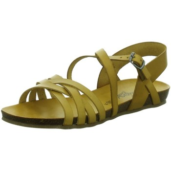 Schuhe Damen Sandalen / Sandaletten Cosmos Comfort Sandaletten 6137801-6 gelb