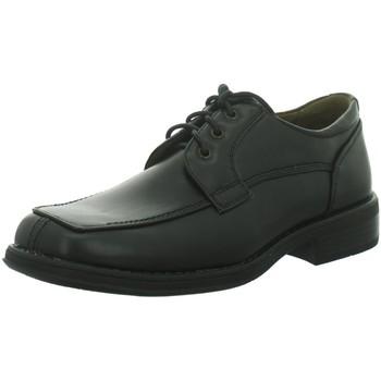 Schuhe Jungen Derby-Schuhe Supremo Schnuerschuhe 5444301 DL 2744301 0 schwarz