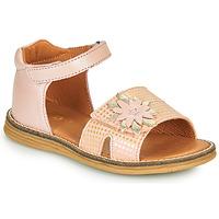 Schuhe Mädchen Sandalen / Sandaletten GBB SATIA Rose / Dpf
