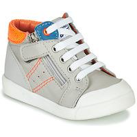 Schuhe Jungen Sneaker High GBB ANATOLE Grau