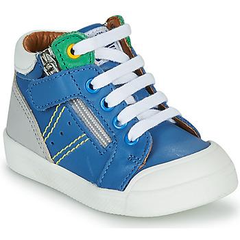 Schuhe Jungen Sneaker High GBB ANATOLE Blau