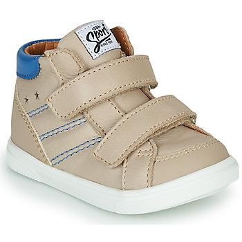 Schuhe Jungen Sneaker High GBB MORISO Beige