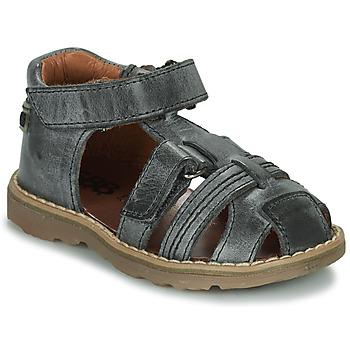 Schuhe Jungen Sandalen / Sandaletten GBB SEVILLOU Grau