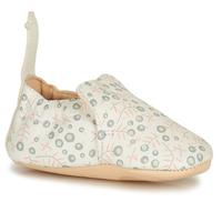 Schuhe Kinder Hausschuhe Easy Peasy BLUMOO Weiss