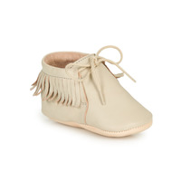 Schuhe Kinder Hausschuhe Easy Peasy MEXIMOO Beige