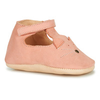 Schuhe Mädchen Hausschuhe Easy Peasy LOULOU CHAT Rose