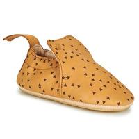Schuhe Kinder Hausschuhe Easy Peasy BLUBLU Braun