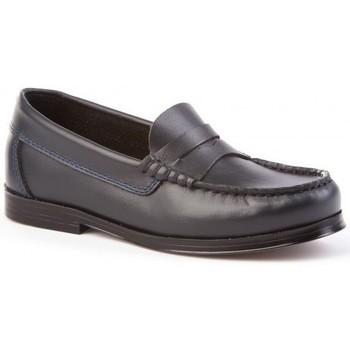 Schuhe Mädchen Slipper Angelitos  Bleu