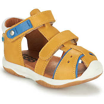 Schuhe Jungen Sandalen / Sandaletten GBB EUZAK Orange