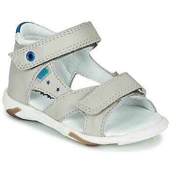 Schuhe Jungen Sandalen / Sandaletten GBB OBELO Grau