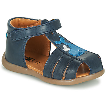 Schuhe Jungen Sandalen / Sandaletten GBB IROKO Blau