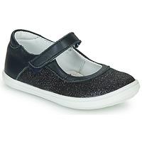 Schuhe Mädchen Ballerinas GBB PLACIDA Marine