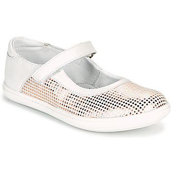 Schuhe Mädchen Ballerinas GBB PLACIDA Weiss