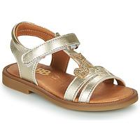 Schuhe Mädchen Sandalen / Sandaletten GBB MURIA Gold