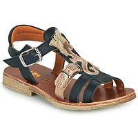 Schuhe Mädchen Sandalen / Sandaletten GBB PALOMA Blau