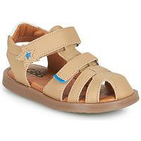 Schuhe Jungen Sandalen / Sandaletten GBB MARINO Beige