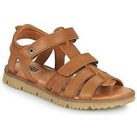 Schuhe Jungen Sandalen / Sandaletten GBB JULIO Braun