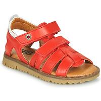 Schuhe Jungen Sandalen / Sandaletten GBB JULIO Rot