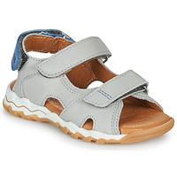 Schuhe Jungen Sandalen / Sandaletten GBB DIMOU Grau