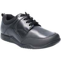 Schuhe Jungen Derby-Schuhe Hush puppies  Schwarz