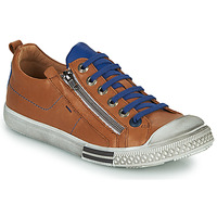 Schuhe Jungen Sneaker Low GBB STELLIO Braun