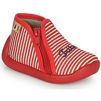 Schuhe Mädchen Hausschuhe GBB APOLA Rot
