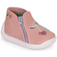 Schuhe Mädchen Hausschuhe GBB APOLA Rose