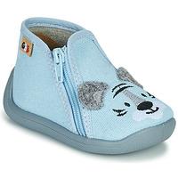 Schuhe Mädchen Hausschuhe GBB APOMO Blau