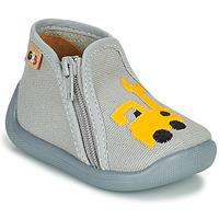 Schuhe Mädchen Hausschuhe GBB APOMO Grau