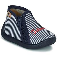 Schuhe Mädchen Hausschuhe GBB APOMO Weiss