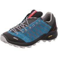 Schuhe Damen Fitness / Training High Colorado Sportschuhe CREST TRAIL LADY Trekkingschuh 1046029 5007 blau